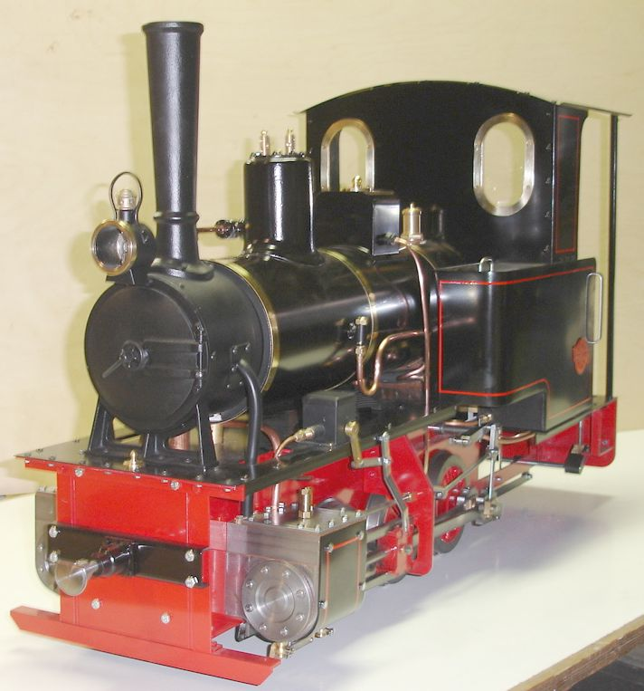 Polly Model Engineering: Polly Locomotive Kits