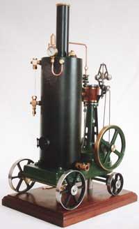 Polly Model Engineering: Stationary Engine Kits - Anthony