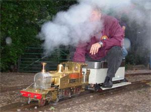 Polly Model Engineering: Polly Locomotive Kits